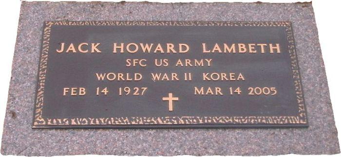 Veteran Memorial mounted on granite