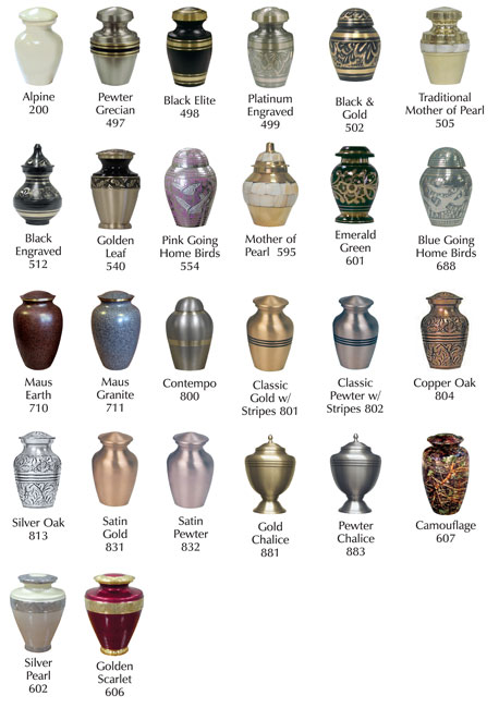 Cremation Urns Johnson Funeral Home And Monument Co Inc Sperry Ok Funeral Home And Cremation