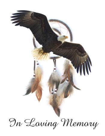 Dreamcatcher Eagle