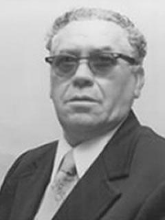 John P. Holley, Sr<br>2da Generacin de servicio