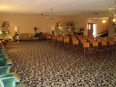 Large Main Visitation Room