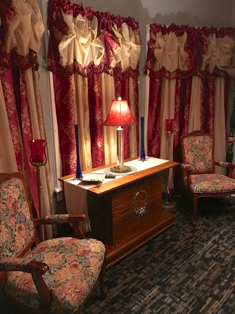 Side Parlor Seating