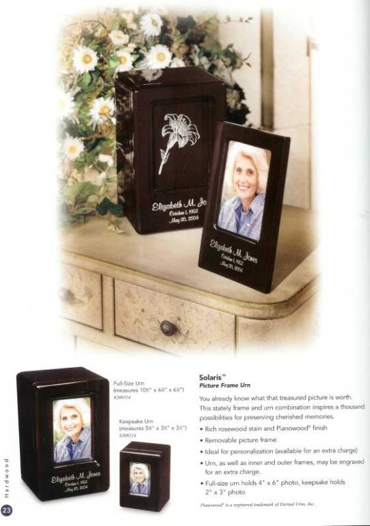 Merchandise | Koch Funeral Home | Scio OH funeral home and