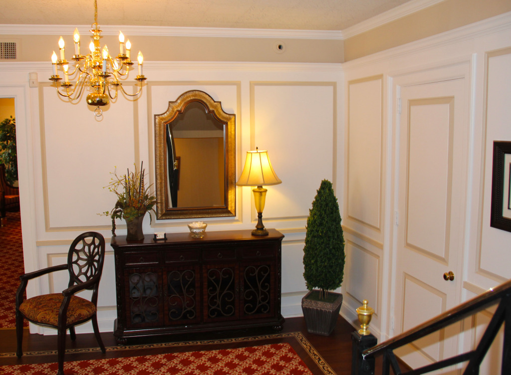 Foyer Area