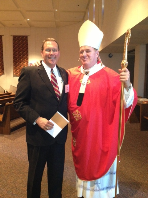 Miter Society Mass with the Arch Bishop, The Most Reverend Joseph W. Tobin, C.Ss.R.  September 2013