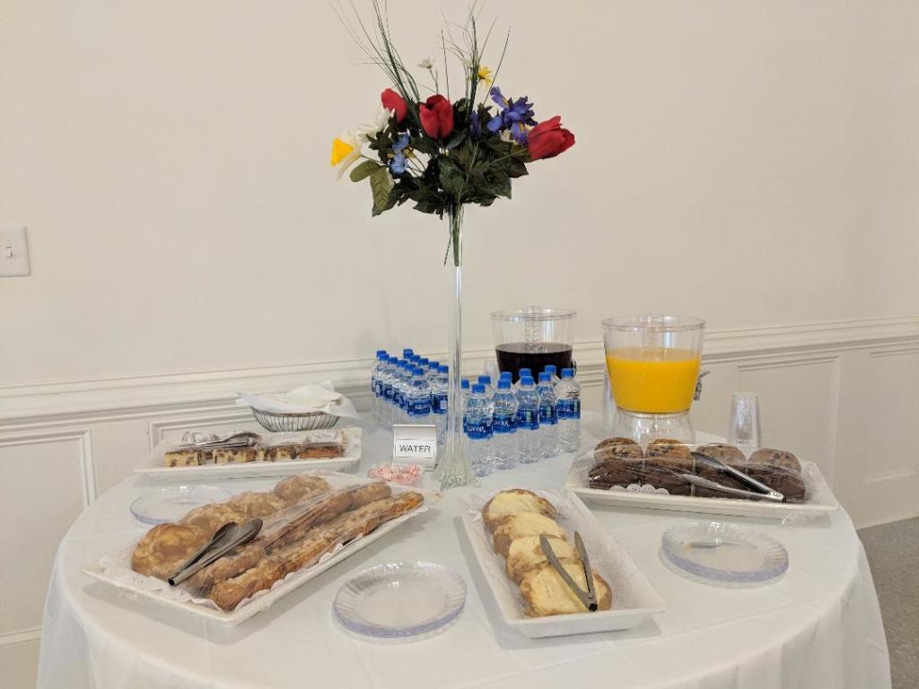 Breakfast Meeting Event