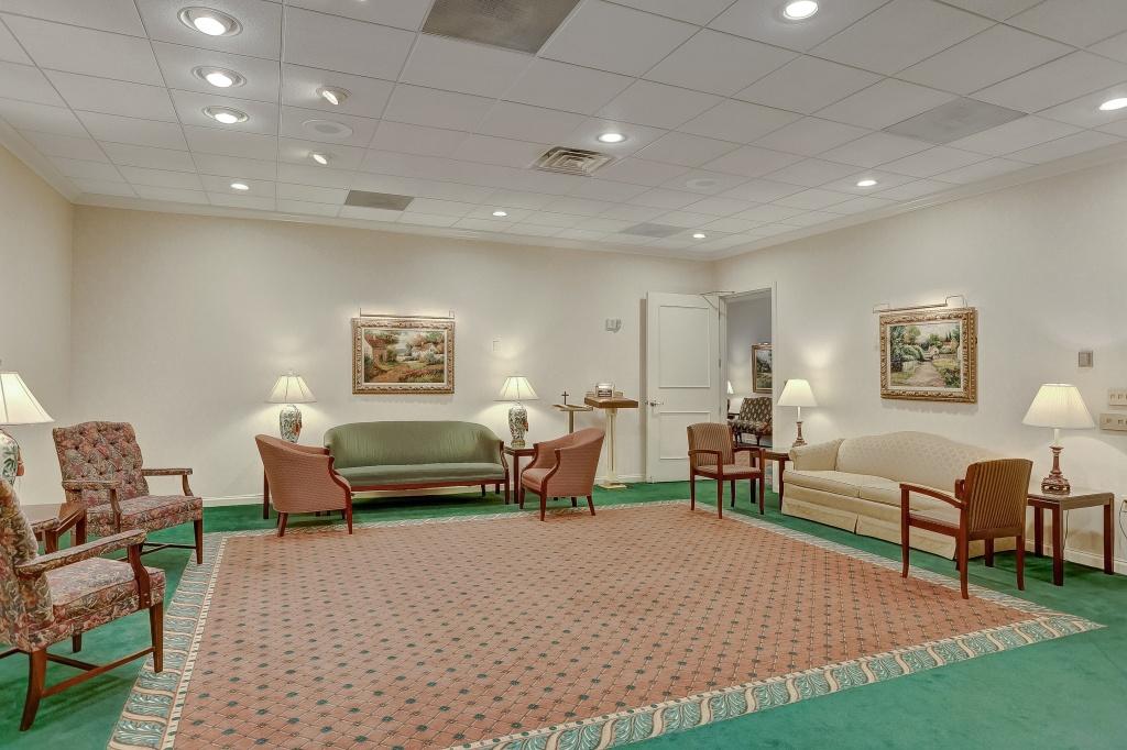 Visitation room