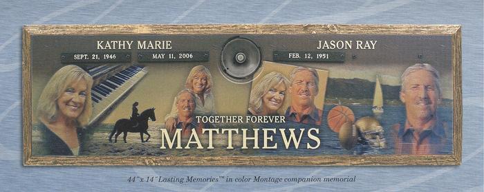 Matthews Bronze
