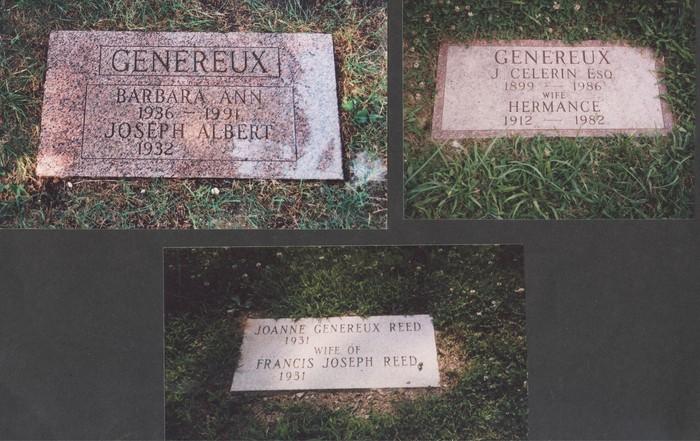 Flush granite memorials