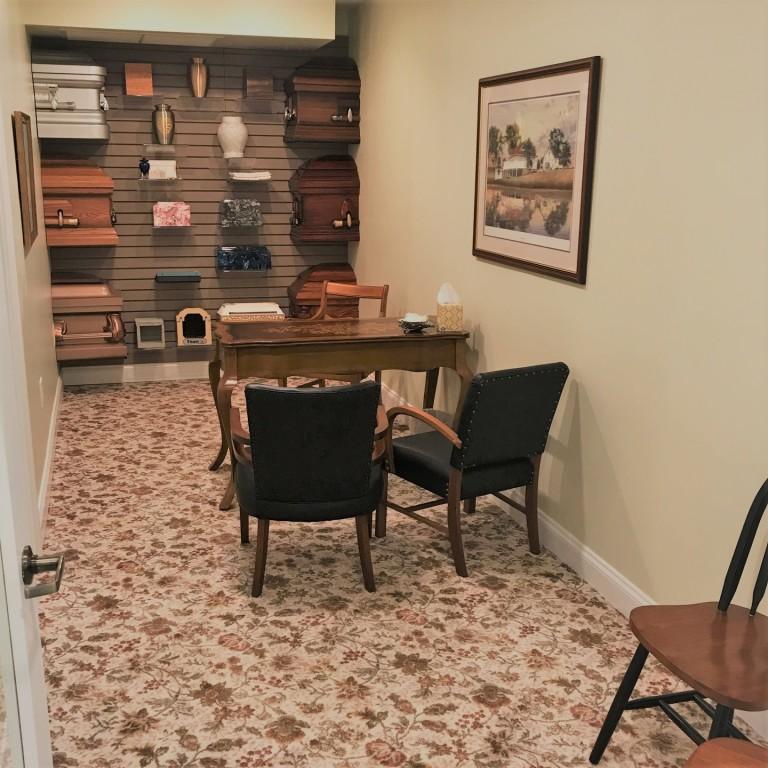 August 2018 interior renovation / arrangement office