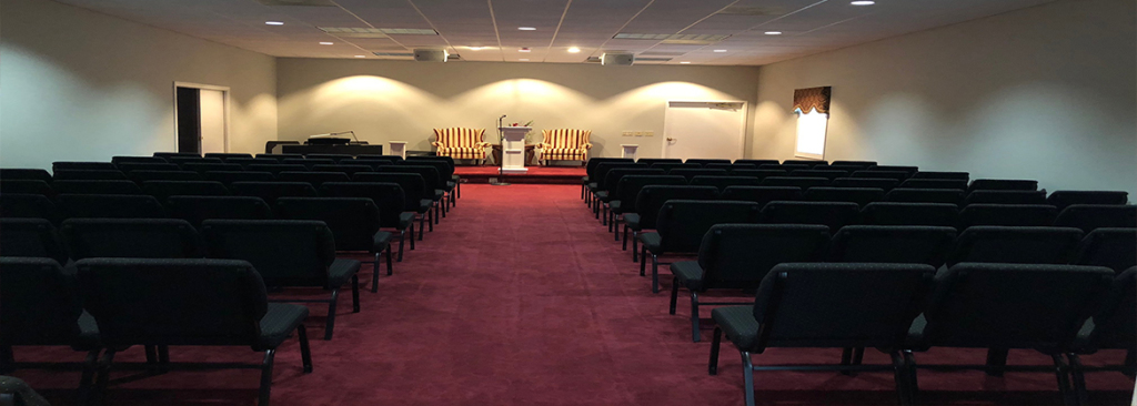 125 Seat Chapel