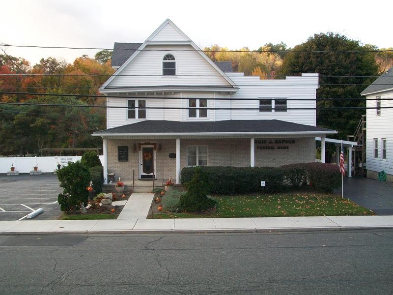 Louis J Rapoch Funeral Home