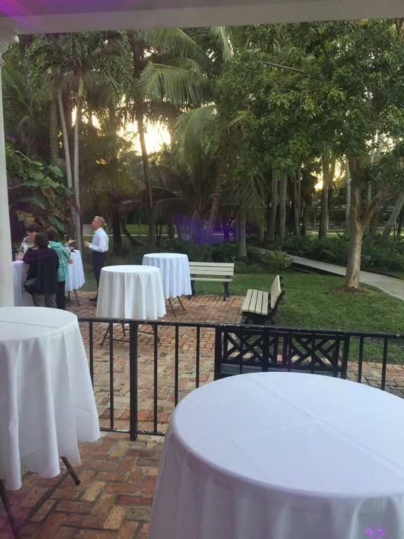Outdoor Memorial Venue at Richardson Park in Wilton Manors