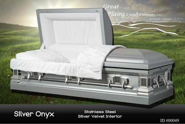 Silver Onyx