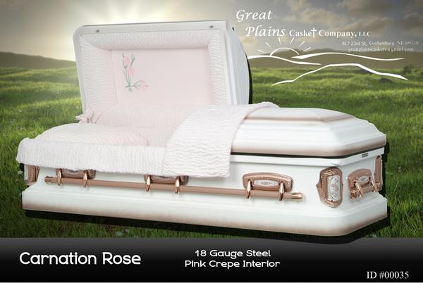 Carnation Rose 18 Ga