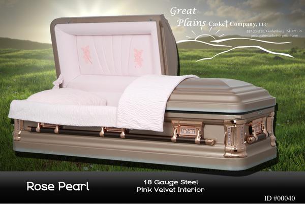 Rose Pearl 18 Ga