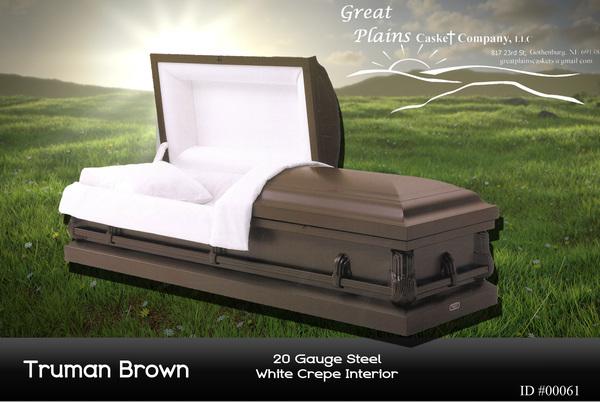 Truman Brown 20 Ga