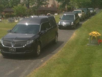 Funeral Coach and Limousine