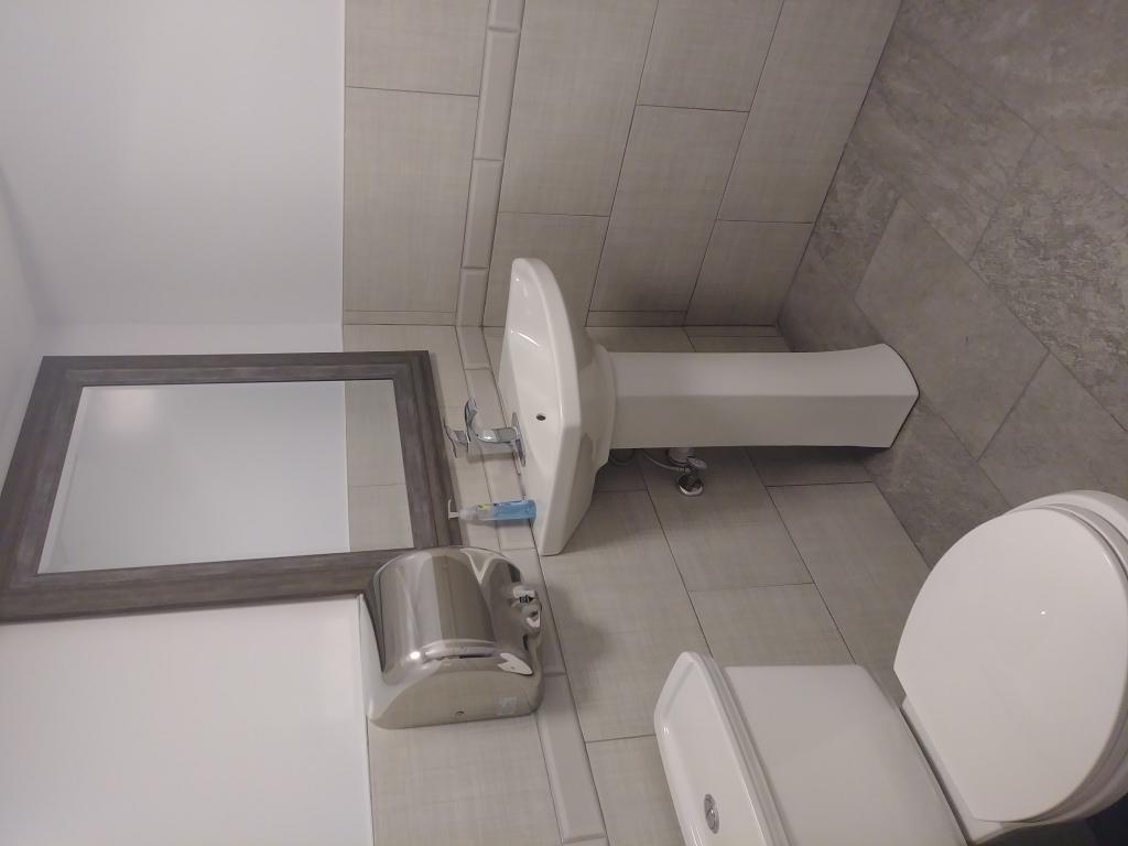 Modern Restrooms