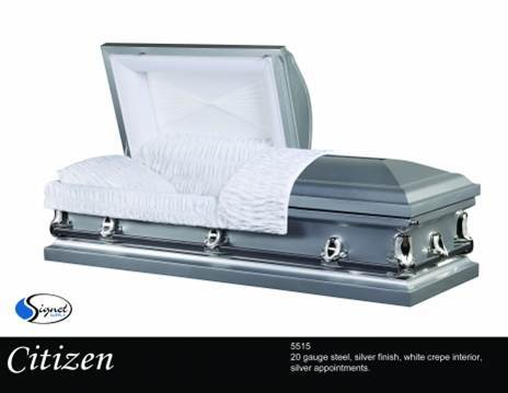 Citzen -  20 Ga. Carbon Steel - Normal Shell