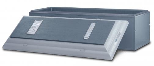 Salute - Veteran - Basic Vault - Strentex Plastic Lind