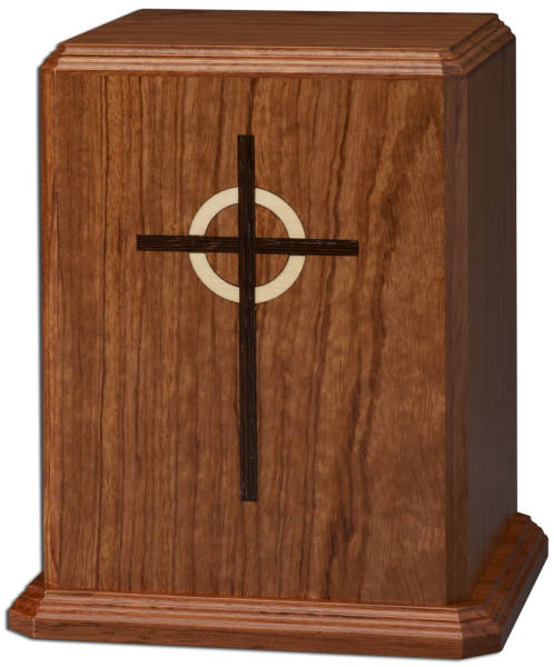 DW Bubinga with Cross