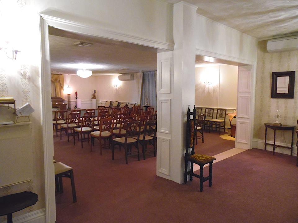 Chapel expansion