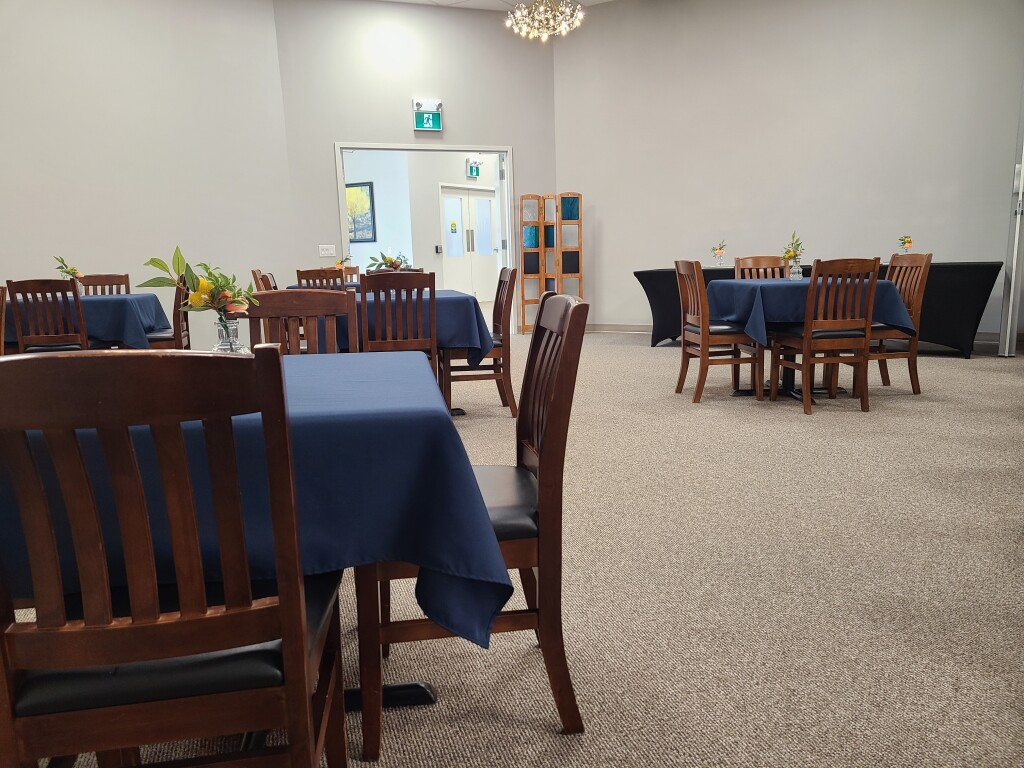 Reception Facilities