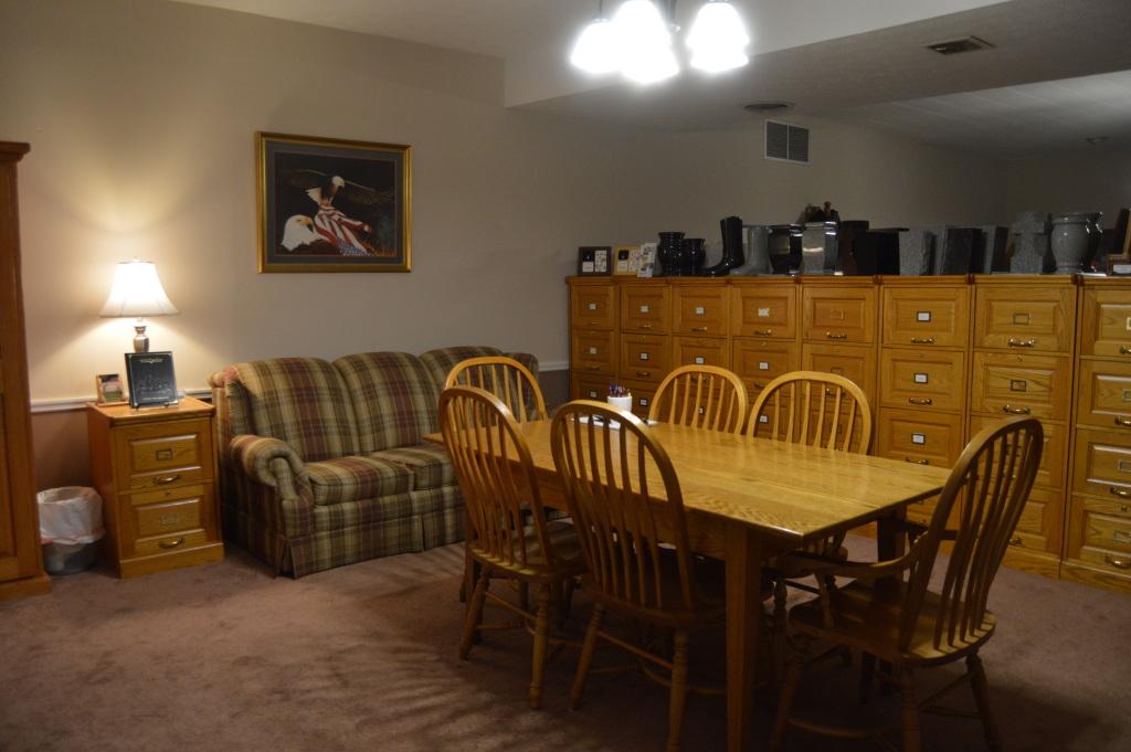 Arrangements Room