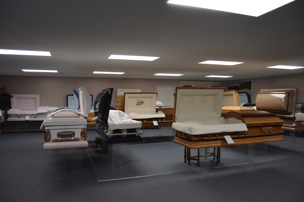 Casket Display