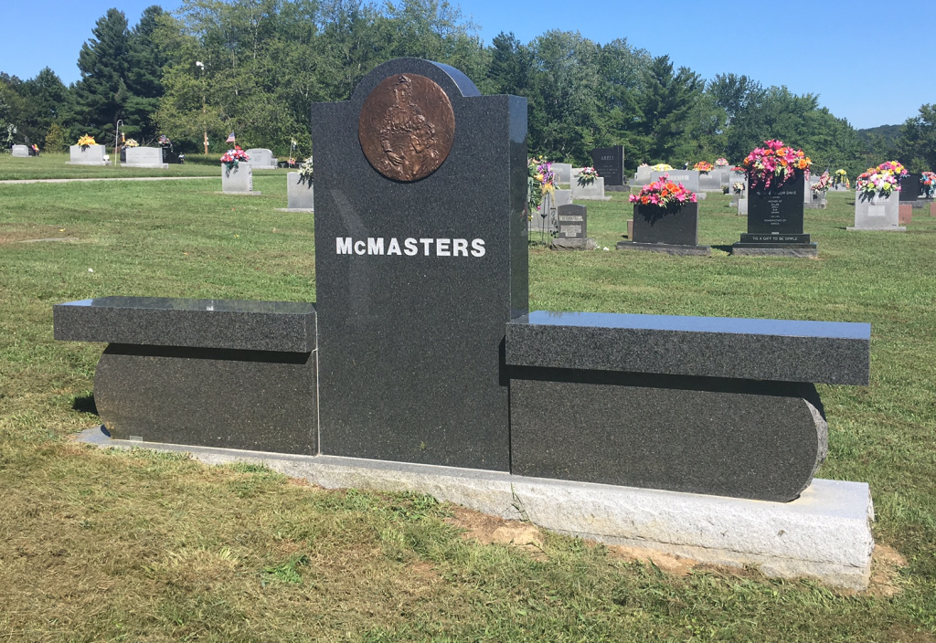 McMasters headstone