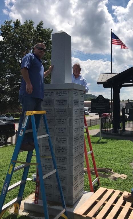 Veteran's Obelisk
