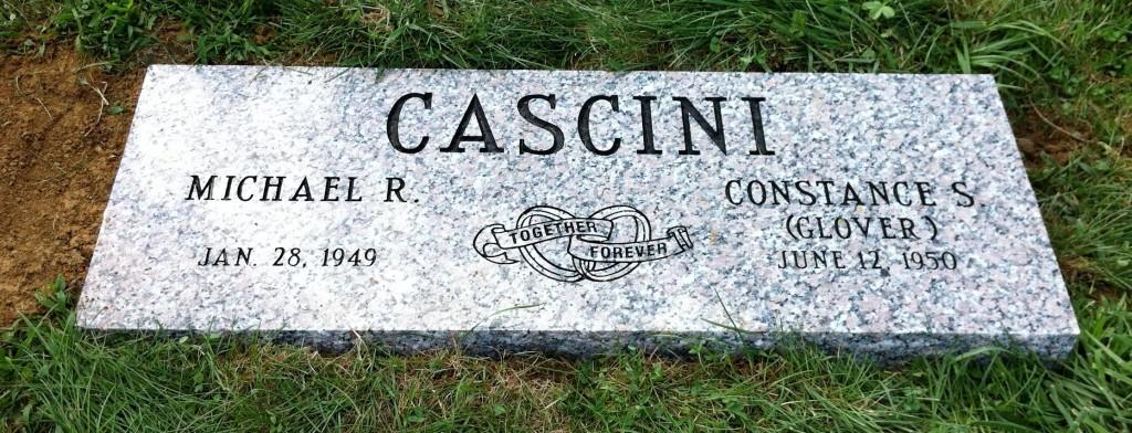 Cascini double flat marker