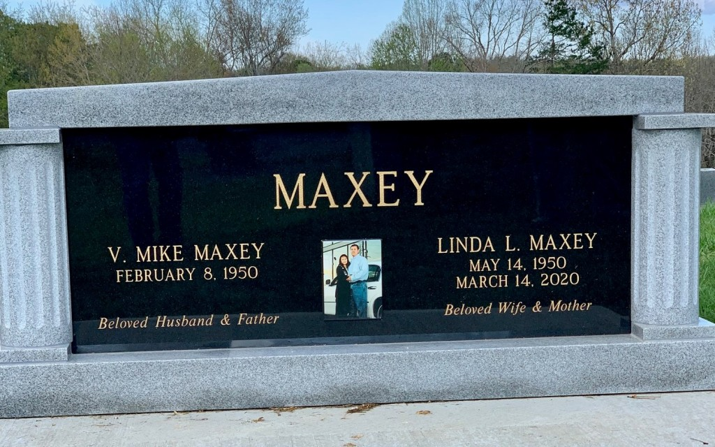 Double Mausoleum for the Maxey family