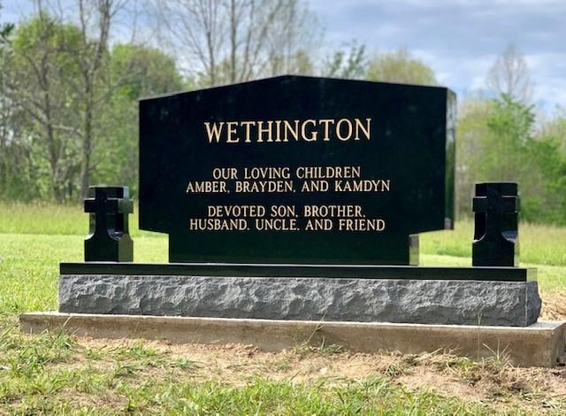 Anthony and Missy Wethington