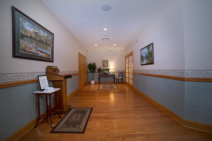 Large Open Hallways