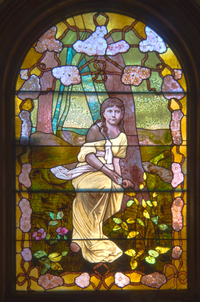 Stained and Painted Glass