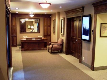 Main Entrance and Lobby