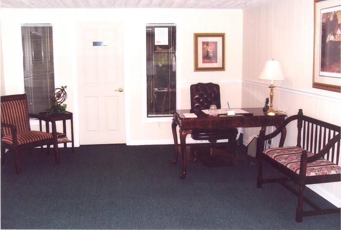 Hartwell Reception Area