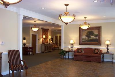Visitation Lobby