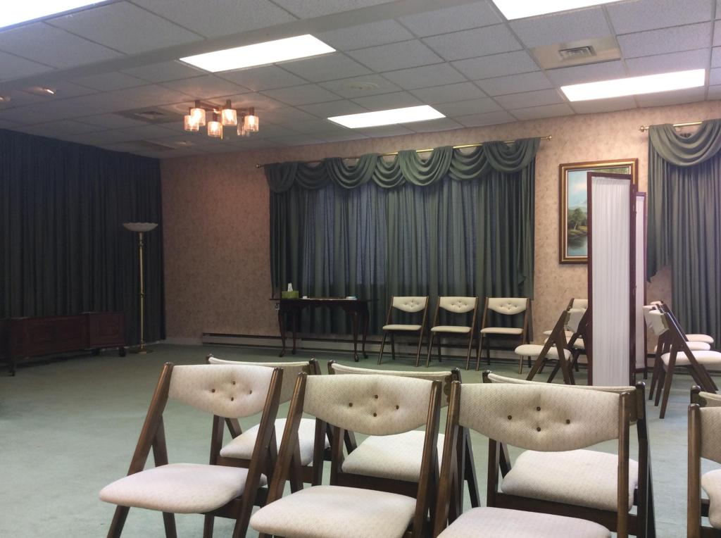 Visitation Room at East Freedom