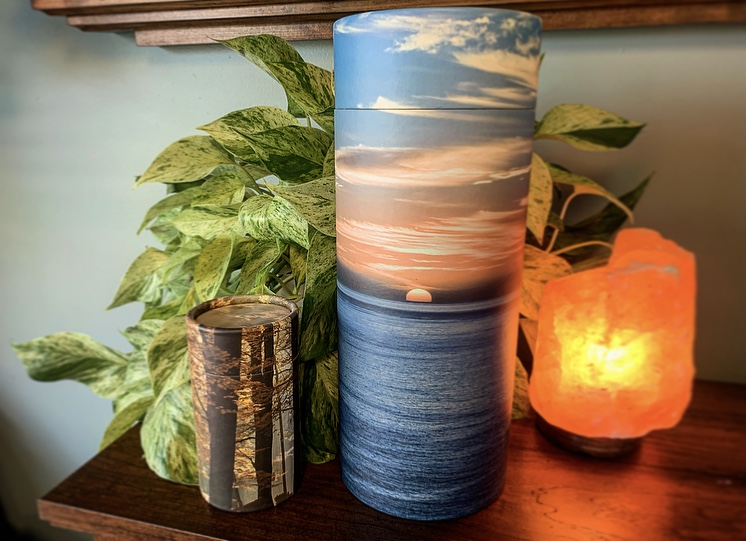 Scattering Tubes / Biodegradable Urns - $-----