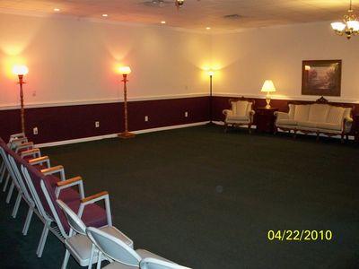 Chapel Parlor