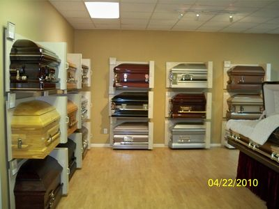 Newly Remodeled Selection Room