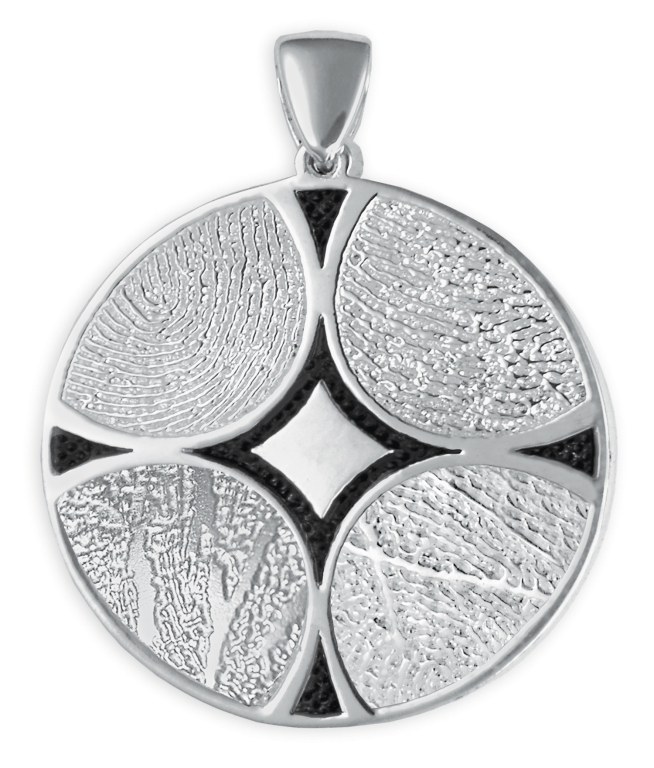 Family Ties in Sterling Silver