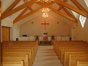 Munden Funeral Home Chapel