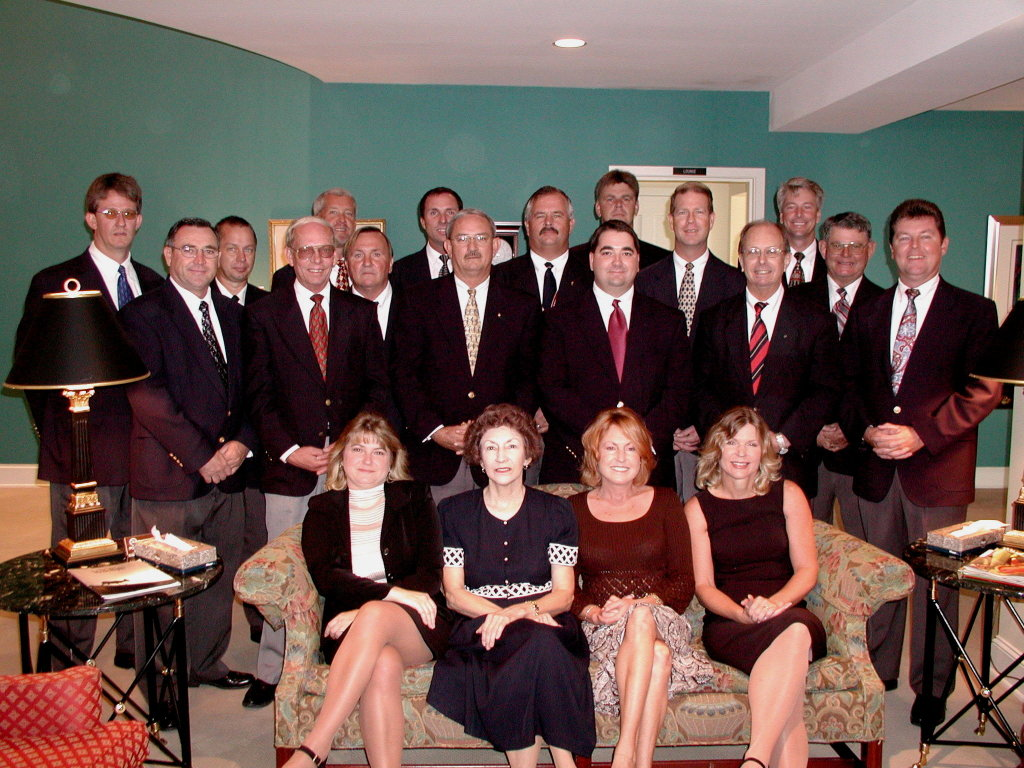 Staff Photo From 2002