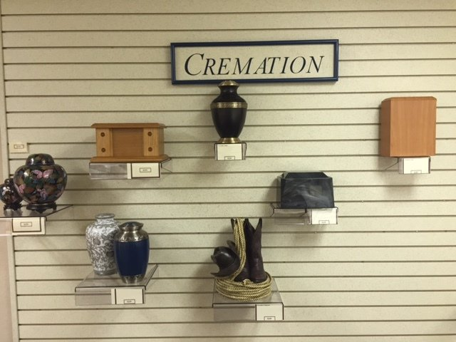 A luxurious selection of Urns to accent any room, so you can keep your loved one close by.