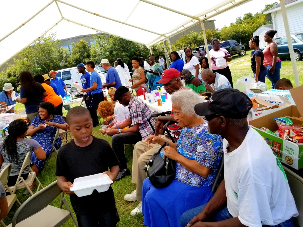 McKoy and Sons Community Appreciation Day