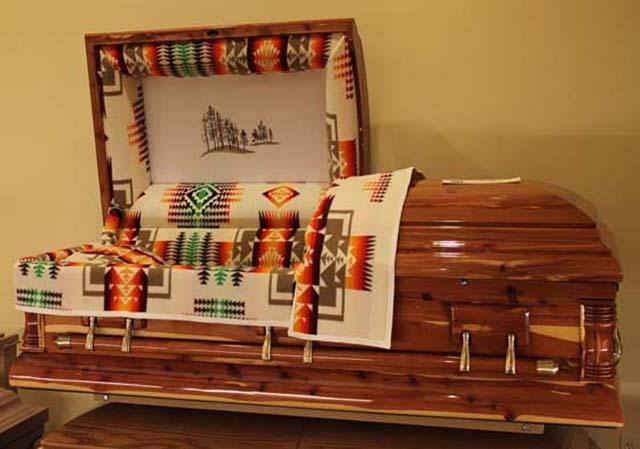 Messinger Funeral Home Indian School
